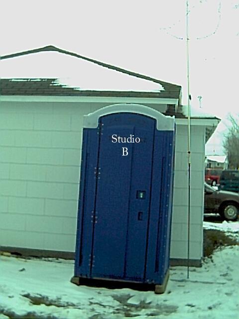 w9sho's Porta Shack